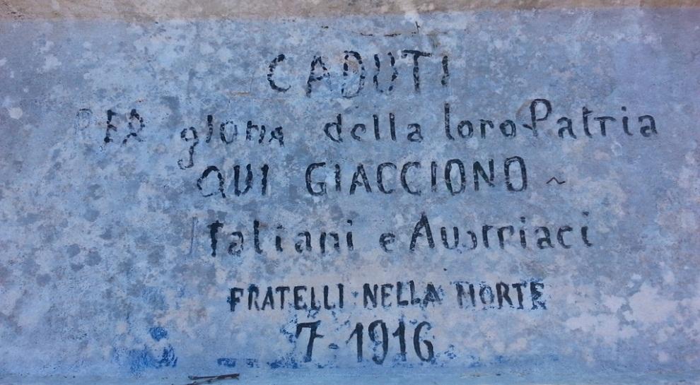 Monte Zugna Trincerone