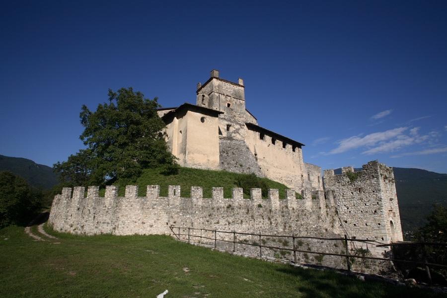 Castel Noarna-Visite