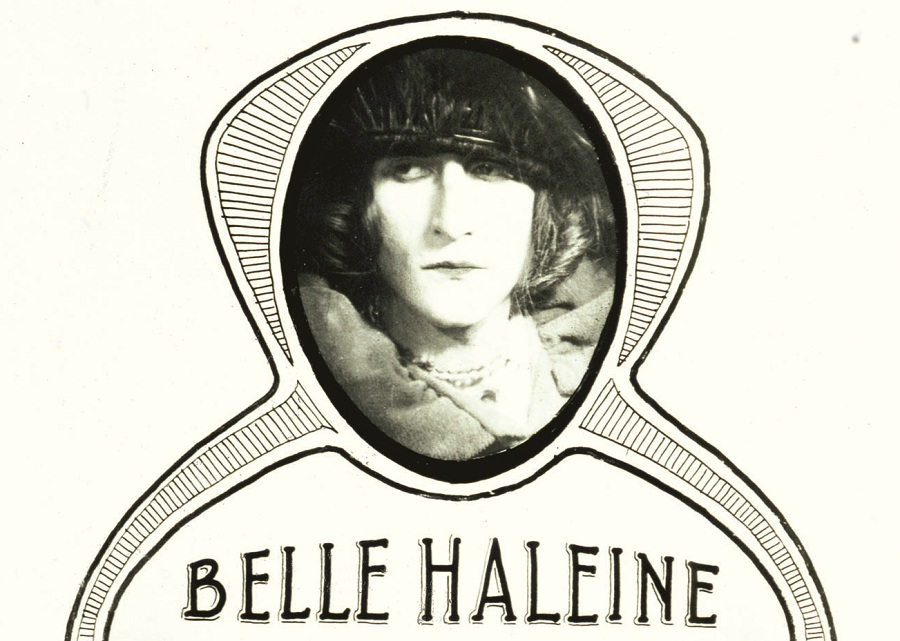 Man Ray 'Belle Haleine'