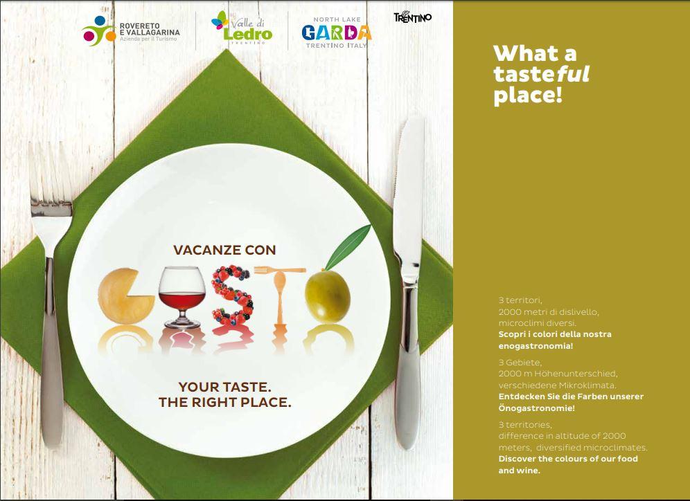 Vacanze con gusto-Catalogo 2017