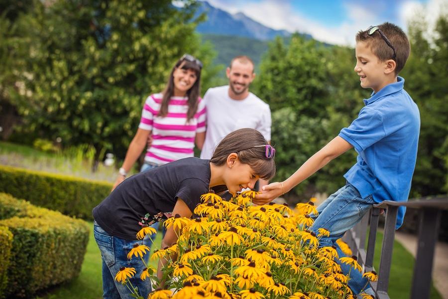 Estate fra terra ed acqua-Lago di Cei-Baldo bio & benessere