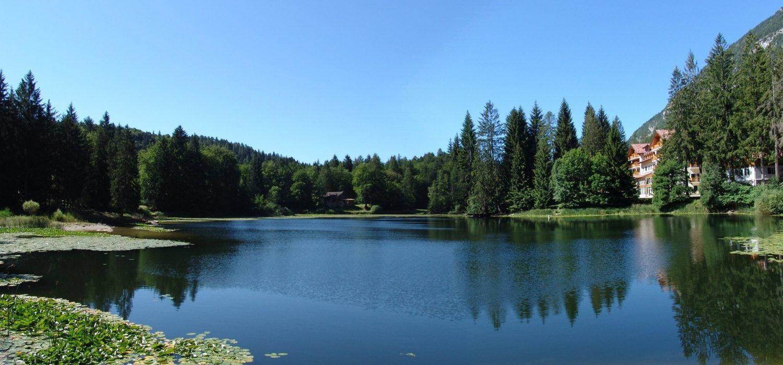 Lago di Cei estate