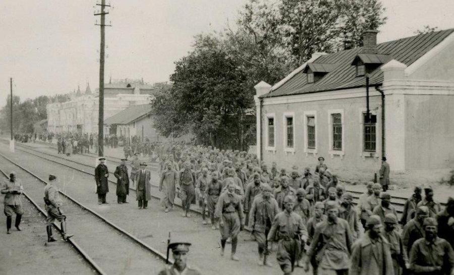 Verso il fronte russo