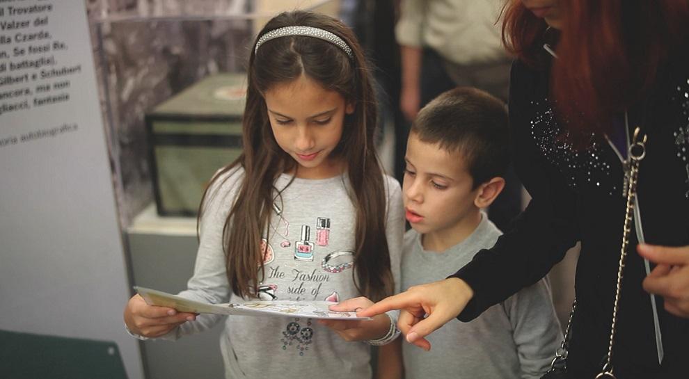 In famiglia al Museo della guerra-Museo Storico Italiano della Guerra