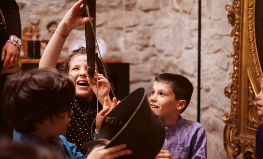 Attività per famiglie al Museo della Guerra