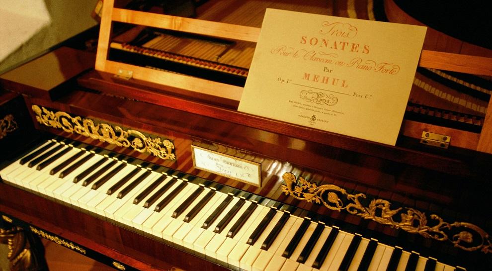 Viaggio d'istruzione sulle note di Mozart-Museo del pianoforte antico