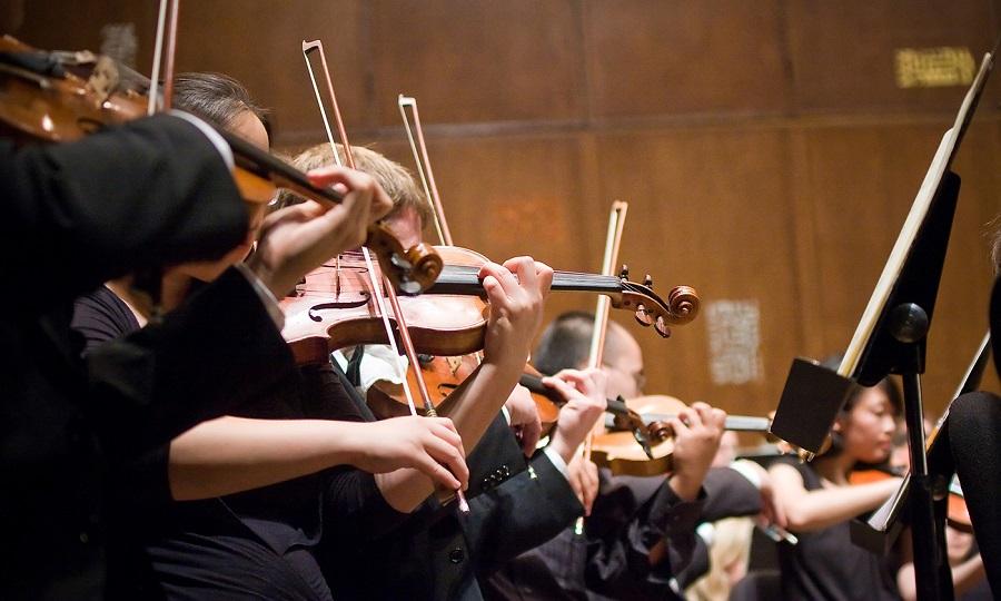 Orchestra-violini