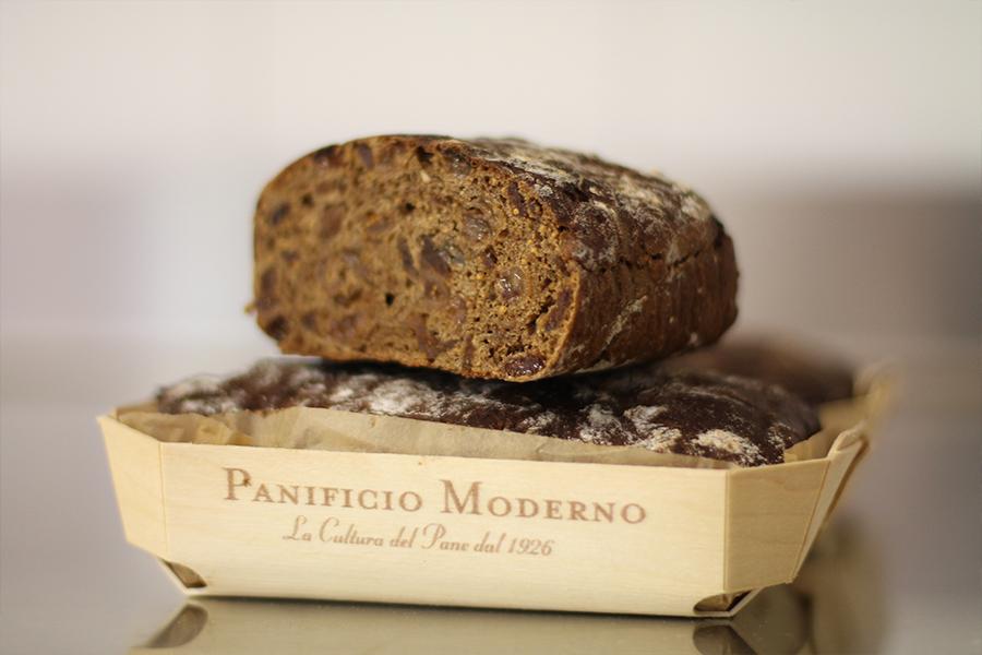 Panifici_Moderno - Pane con Fichi e uvetta