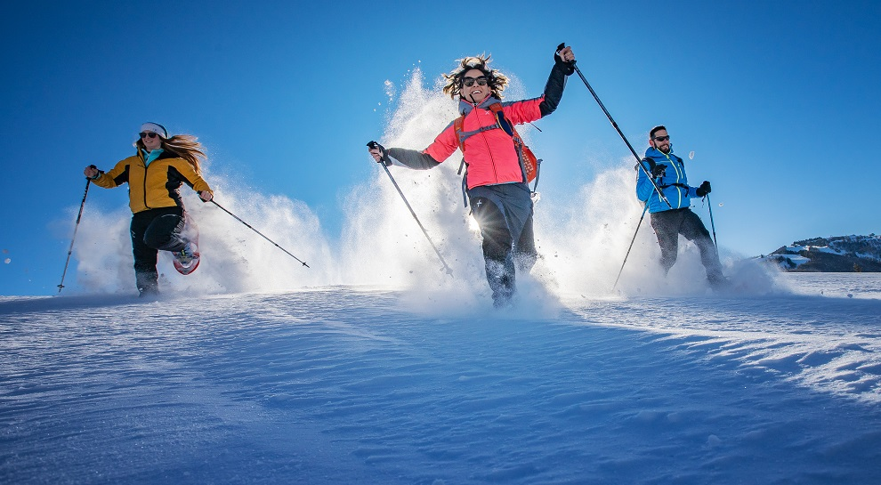 Snowshoes & winter hiking