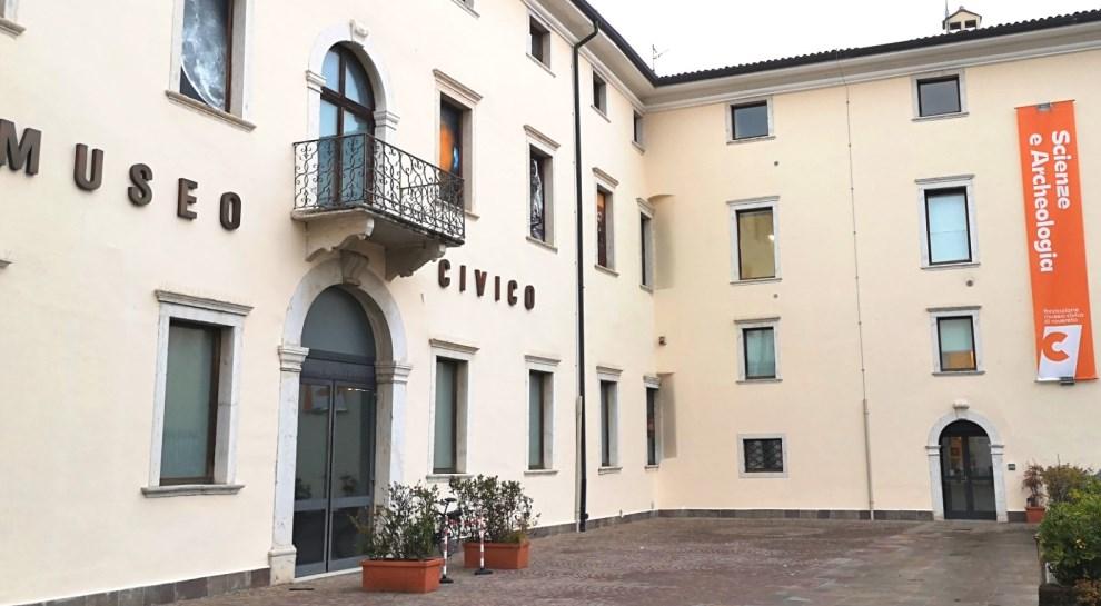 Esterno del Museo di Scienze e Archeologia di Rovereto
