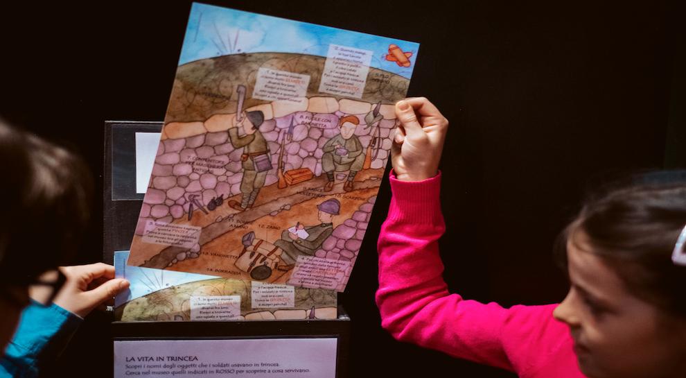 Museo della guerra per bambini