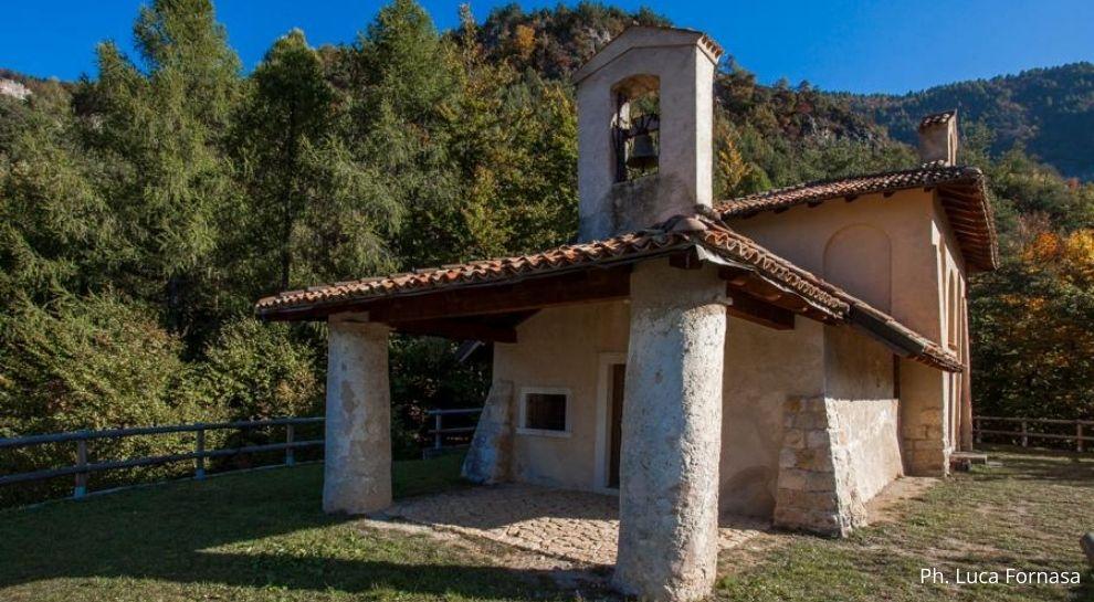 Chiesa S.M. Maddalena_Terragnolo-Chiesa Romanica-chiesa romanica