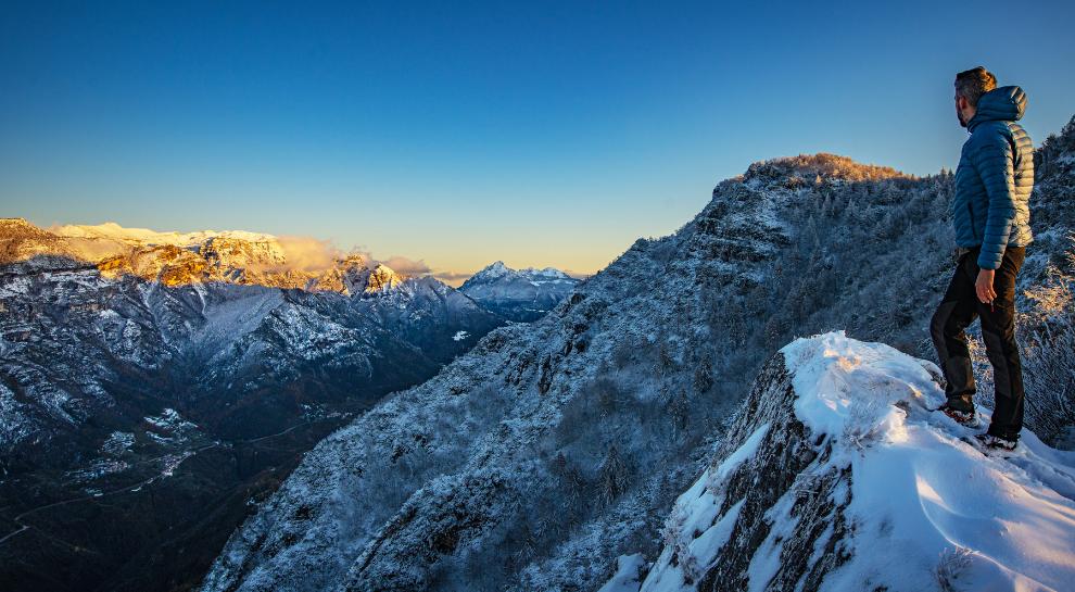 Monte Zugna-Inverno 2019-Foto Tommaso Prugnola
