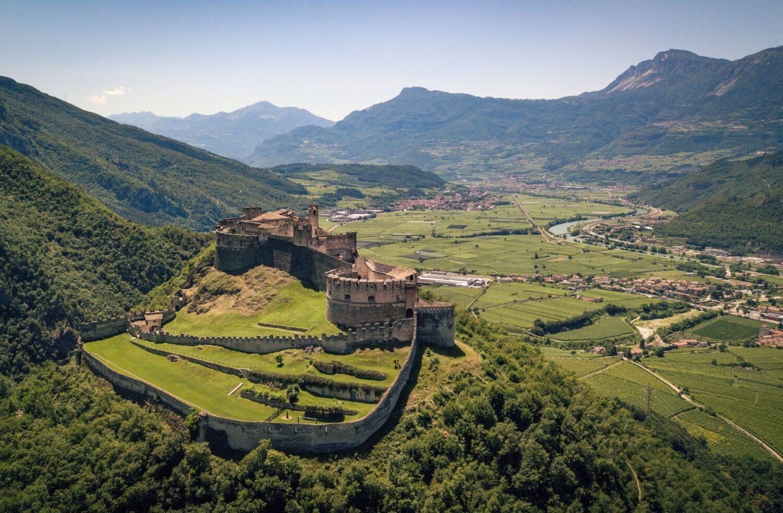 Castel Beseno_autunno Vallagarina - foto di Tommaso Prugnola