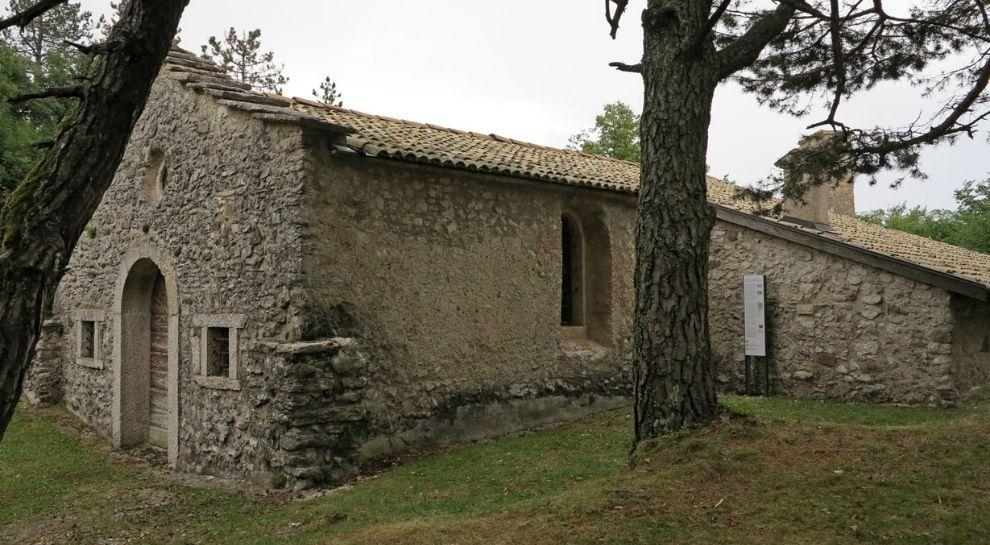 Chiesa di San Martino vicino Lago di Cei - Foto credits Museo Diocesano Tridentino 3 - WEB