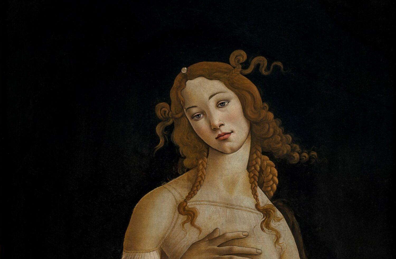 Sandro Botticelli, Venere, GS inv. 172-P