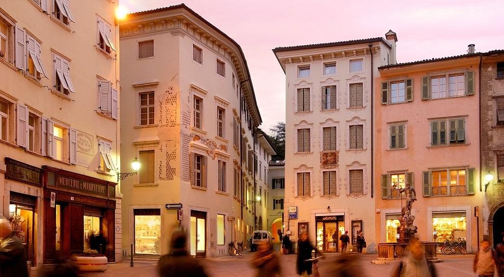 Arch. Fot. APT - Rovereto Centro storico (5) - foto di Carlo Baroni